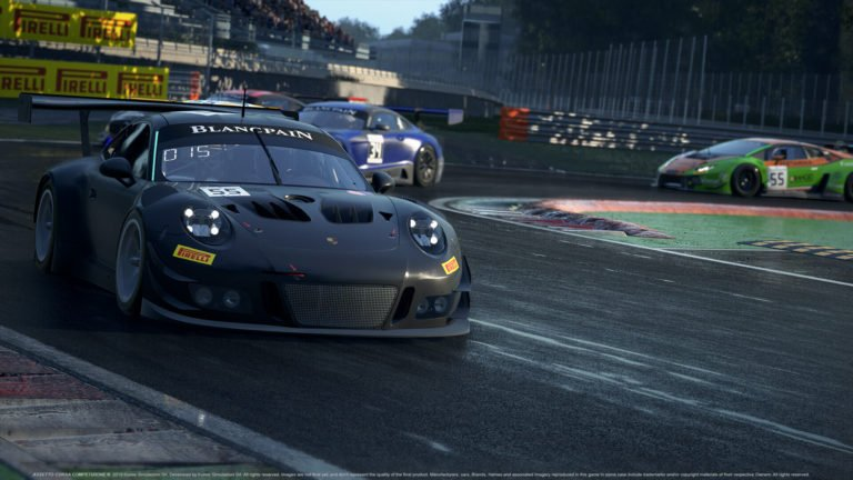 12 Realistic Racing Simulation Games for the PC