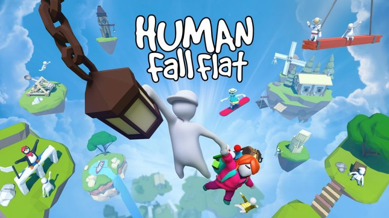 Human: Fall Flat Releases Stadia Edition