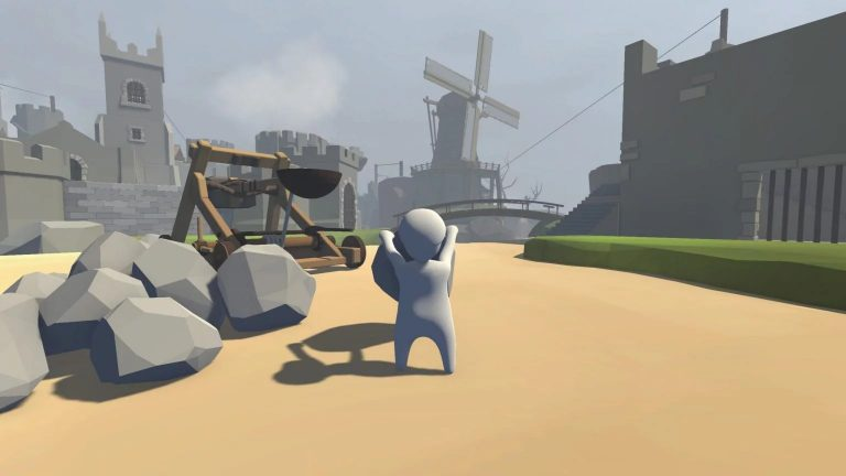 Human: Fall Flat Answered Questions and Review
